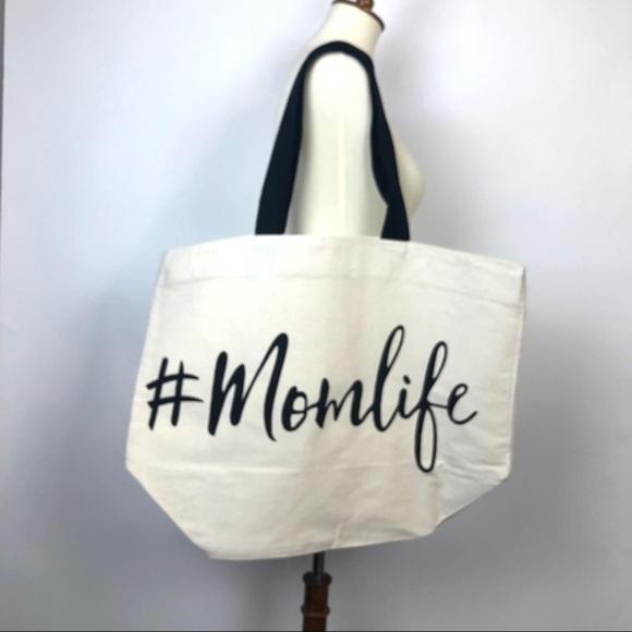 Tote Bag #Momlife
